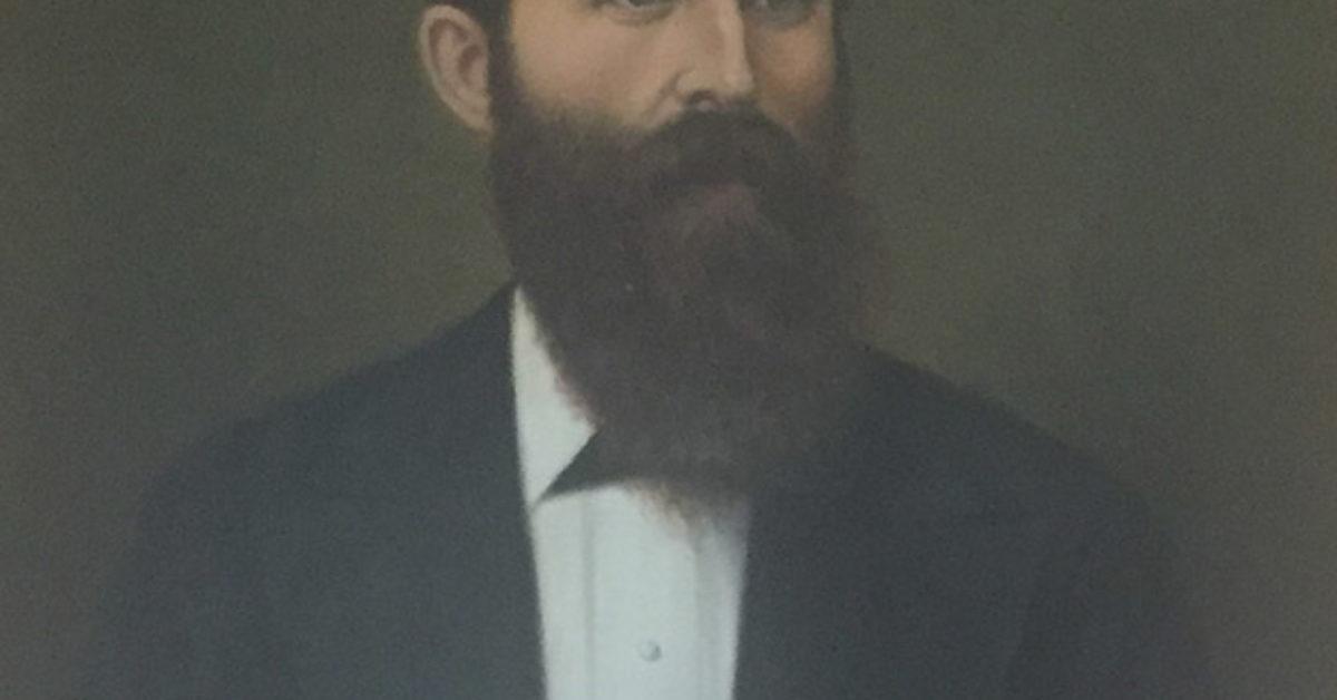 Portrait of George Treadwell